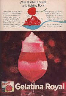 REVISTA SELECCIONES DEL READER'S DIGEST: GELATINA ROYAL.
