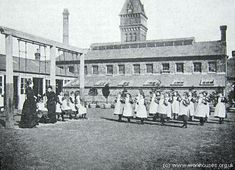 The Workhouse in St Pancras, London: Middlesex