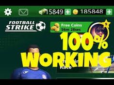 New Football Strike hack is finally here and its working on both iOS and Android platforms. This generator is free and its really easy to use! Cheat Online, Hack Online, Football Strike, Play Hacks, Stars Play, App Hack, Game Resources, Game Update, Test Card