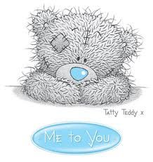 Tatty Teddy - Me to You Bears <3