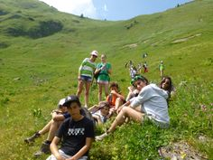 Aiglon Summer School in the Swiss Alps