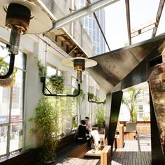 Workshop bar in Melbourne