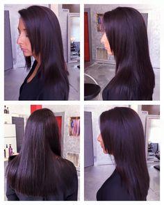 HairStudio20 - #Boykin & #Marci Having Hair Challenges; #HairStudio20 Has Your Hair Solution! www.hairstudio20.com #newhair #redhead #blonde #strawberryblonde #brunette #shoulderlengthhair #differentreds #color #haircolor #hair #hairtransformation #marcip #seanboykin #boykinsean #realclient #nomoregray #lifetimeclient #darkhair #purplehair