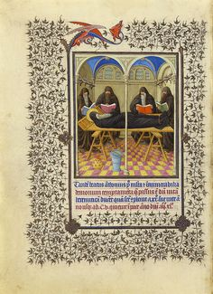 The Art of the Book - The Books of Hours of the Duc de Berry