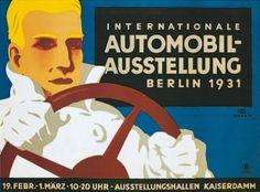 IAA Plakat 1931