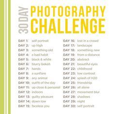 Color Me Kati: 30 Day Challenge