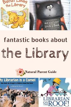 fantastic kids book to instill a love for the library. Childrens books about libraries Creative Activities For Kids, Fun Games For Kids, Fun Activities, Play Based Learning, Learning Through Play, Alternative Education, Toddler Fun, Chapter Books, Play To Learn