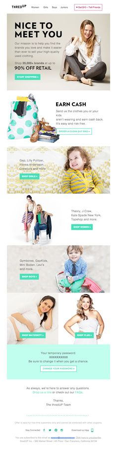 On the Creative Market Blog - 6 Design Tips to Radically Transform Your Emails
