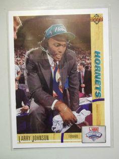 1991-92 Larry Johnson RC Upper Deck #2