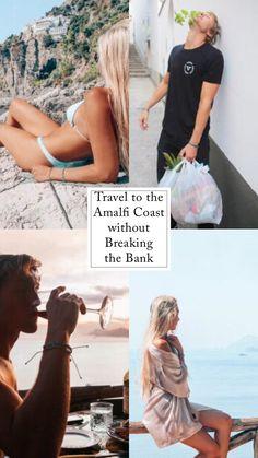 How to travel to the Amalfi Coast on a budget Amalfi Coast, Adventure Travel, Retirement, Budgeting, Travel Tips, Travel Advice, Adventure Trips