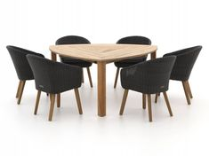 Intenso Tropea/ROUGH-S 170cm dining tuinset 7-delig