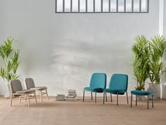 easy chair lana steel