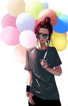 Balloons 4 U by harihtaroon.devia... on @deviantART