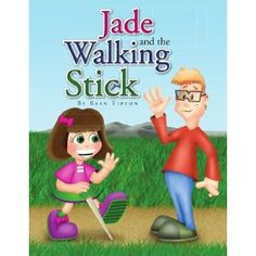 Written by a friends' cousin Ryan about his daughter Rylee Jade -Inspired by the story of a young girl with Angelman Syndrome, Jade and the Walking Stick is a fantastical tale of a special needs child coping with the challenges in her life. Special Needs Resources, Special Needs Kids, Angelman Syndrome, Books To Read, My Books, Chapter Books, Child Life, Aspergers, Children's Literature