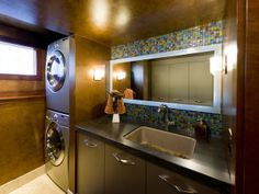 16 Beautiful Laundry Room Spaces For Optimal Organization