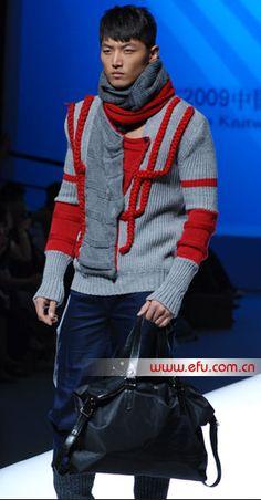 China Fashion Week - wow.