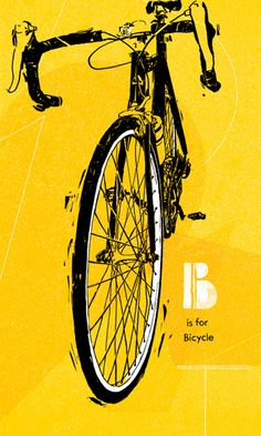 B is for Bicycle poster. What We Have Noticed: Hincapie, Barnana ... - Slowtwitch.com