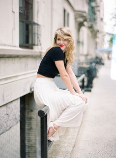 New York City Upper West Side lifestyle portraits | Abby Grace Photography