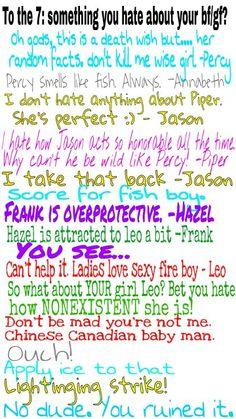 lol poor jason. ~Percy Jackson, Heroes of Olympus