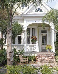 New Orleans Queen Anne Cottage