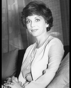 I love Ita.  Ita Buttrose when she was publisher of the womens publications of Australian Consolidated Press in her office in Sydney, 1 December 1978.