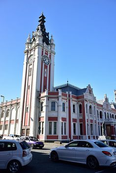 City Hall, East London, Eastern Cape, South Africa | by South African Tourism Port Elizabeth, World Cities, Place Of Worship, East London, South Africa, Kino's Journey, Tourism, Beautiful Places, Road Trippin