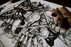 Metamorphosis by TheFreaksWorld.deviantart.com on @deviantART