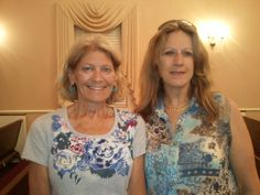 My Sisters, Barbara and June, I love you