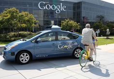 Google's driver-less cars are already street-legal in three states, California, Florida, and Nevada, and some day similar devices may not just be possible but mandatory. Eventually (though not yet) automated vehicles will be able to drive better, and more safely than you can; no drinking, no distraction, better reflexes, and better awareness (via networking) of other vehicles