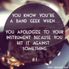 Fun Music Memes You know you're a band geek when… A collection of fun music memes on Teen Jazz. Fun Music Memes You know you're a band geek when… A collection of fun music memes on Teen Jazz. Band Nerd, Band Geek Humor, Music Jokes, Music Humor, Orchestra Humor, Choir Humor, Motif Music, Tv Sendungen, Marching Band Memes