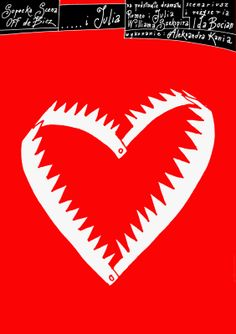 Leszek Zebrowski for valentines day card inspiration?