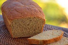 Mel e Pimenta: Pão integral de mandioquinha