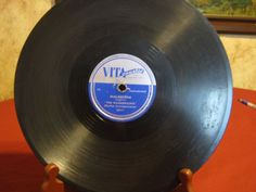 Vita Acoustic-Harmonica Boogie-The Harmonicats-78 RPM Record