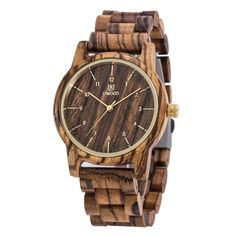 Unisex Design Natural Handmade Wood Watch Reloj de Madera Hecho a Mano 20% OFF  #Handmade