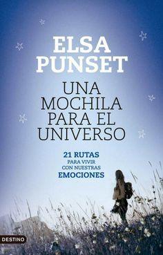 Una mochila para el Universo, de Elsa Punset.
