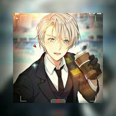 The type of Boyfriend Victor Nikiforov [Yuri! on Ice] Anime Boys, M Anime, Hot Anime Guys, Anime Art, Yuri Plisetsky, Yuri On Ice, Victor Yuri, Tous Les Anime, News Anime