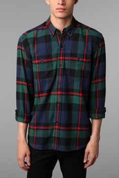 HOW MUCH THINER SHOULD I BECOME TO BE ABLE TO WEAR THAT WITHOUT BEING SO CONCIOUS OF MY BODY? :/ SOON - Reliable. #urbanoutfitters #flannel