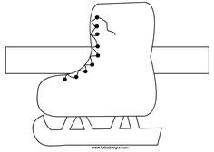 Inverno - Decorazione aula da colorare e ritagliare - TuttoDisegni.com Diy Paper, Paper Crafts, Vive Le Sport, Theme Sport, Kids Boots, Winter Theme, Learn To Draw, Halloween Diy, Winter Boots