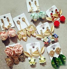 Find More Drop Earrings Information about Baroque palace exaggerated Vintage fashion earrings female beach jewelry wholesale Free shopping B524,High Quality earring packaging,China earrings rose Suppliers, Cheap earring tray from The Sunny Day on Aliexpress.com
