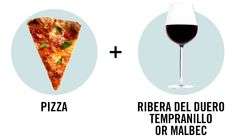 Junk Food and Wine Pairings You Need For Your Next Girls' Night. Yes. pizza and and ice cream are perfect with wine. Find out more about our other favorite pairings at Redbookmag.com