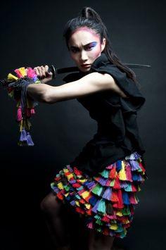 Of Samurais and Girls | Dazed