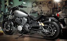 Yamaha XV950 'Performance Bobber'