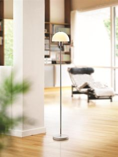 Herstal Vienda, floor lamp with different shade colours