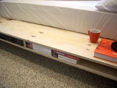 GONZALEZ DESIGN STUDIO: A DIY Bed