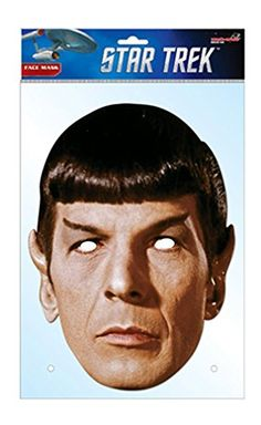 Star Trek The Original Series Spock Official Card Face Mask TV Stars http://www.amazon.com/dp/6042649310/ref=cm_sw_r_pi_dp_meH8ub1XWY4HF