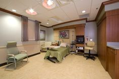 Green Birthing Room