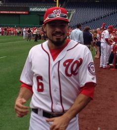 Anthony Rendon - Washington Nationals - Fan Appreciation Day