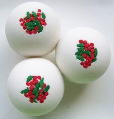 white christmas bath bomb | For the body | Pinterest | Bath bomb ...