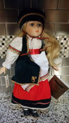 Doll Vintage AntiqueSeymour Mann Gail by RobsVintageTreasures