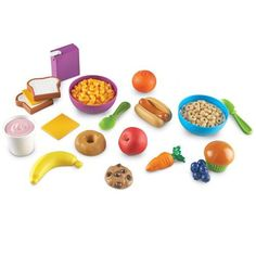 Ressources -ducatives LER7711 Toddler Treats Lecture Ensemble d'aliments Learning Resources http://www.amazon.fr/dp/B006RQ8ULC/ref=cm_sw_r_pi_dp_bNbcwb0QXFE7Y